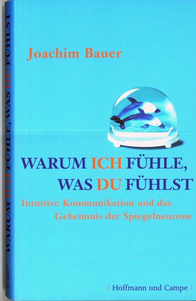 Buchtitel Joachim Bauer