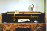 Beethovens Schreibtisch