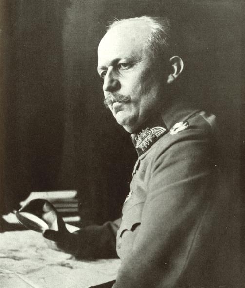 Erich Ludendorff 1918