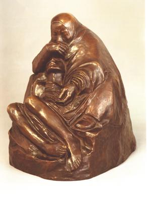 Kollwitz, Pietá