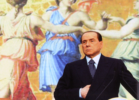 Berlusconi in Emma