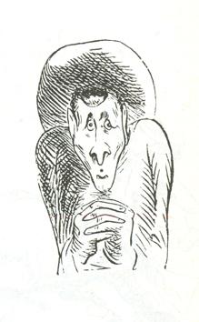 Wilhelm Busch, Pater Filuzius
