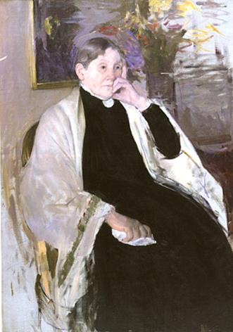 Cassatt- Katherine Kelso Cassatt
