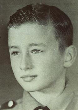 Gerhard Bracke, 12 Jahre alt