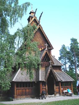 Stabkirche Oslo