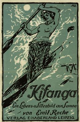 Buchtitel Kifanga