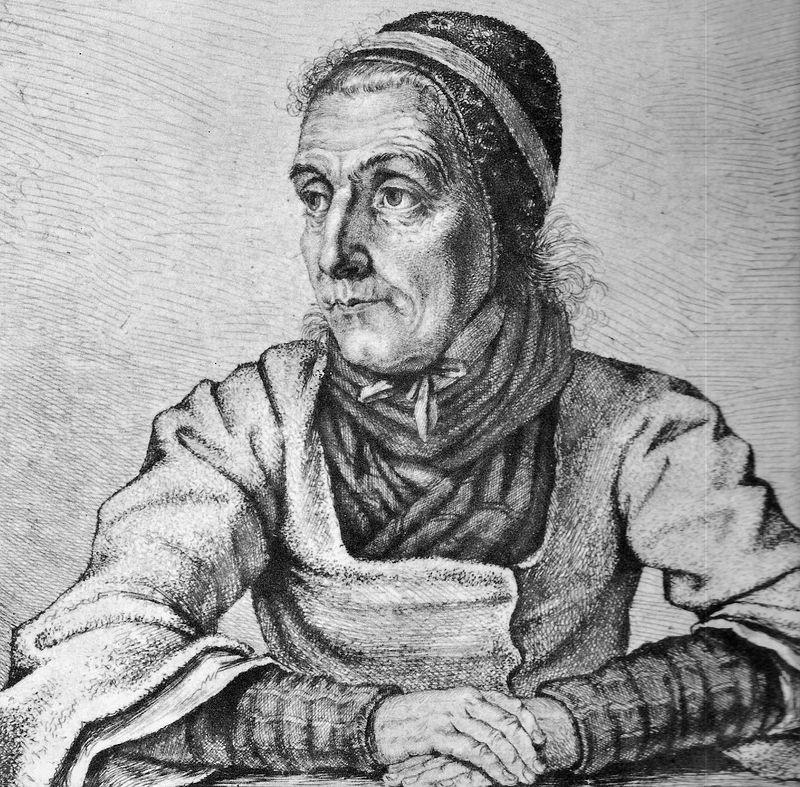 dorothea viehmann - Bruder Grimm Lebenslauf